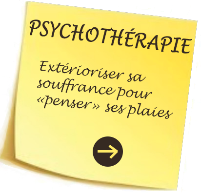 post-it Psychothérapie