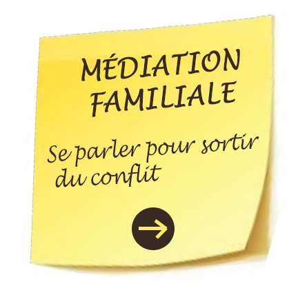 post-it mediation familiale